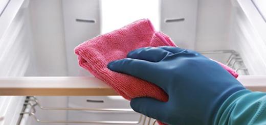como limpiar la nevera sin quimicos