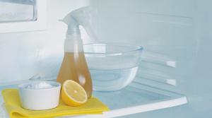 como limpiar nevera y congelador sin quimicos