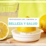 Propiedades del Limón en la Salud
