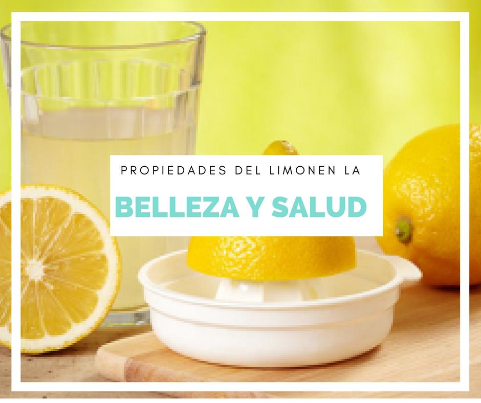Propiedades del limon en la belleza y salud by Alicia Borchardt