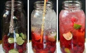 Recetas de aguas con frutas para adelgazar by Alicia Borchardt