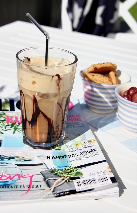 Como hacer Café Mocha Frío solo 60 calorías. Iced Mocha Coffee by alicia borchardt