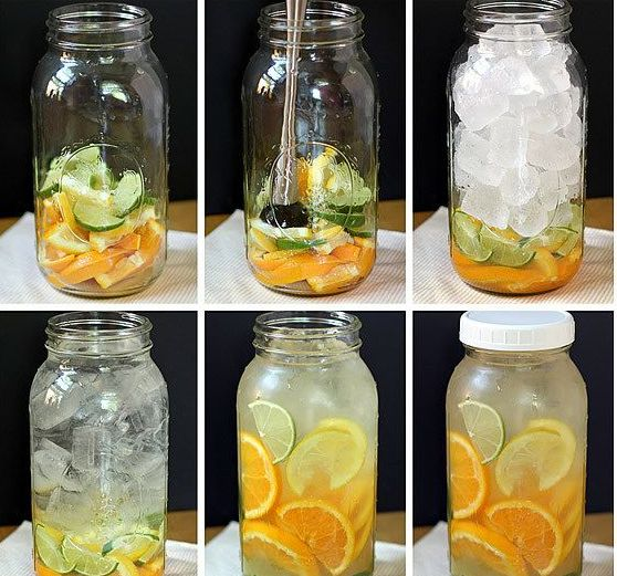 Fruit infuser bottles water bottle with infuser infused water bottle - 5 Recetas De Agua Con Frutas Para Adelgazar Alicia