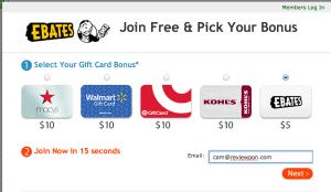 Como ahorrar dinero comprando por Internet a través de Ebates