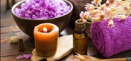 sensaciones de los aromas aromaterapia