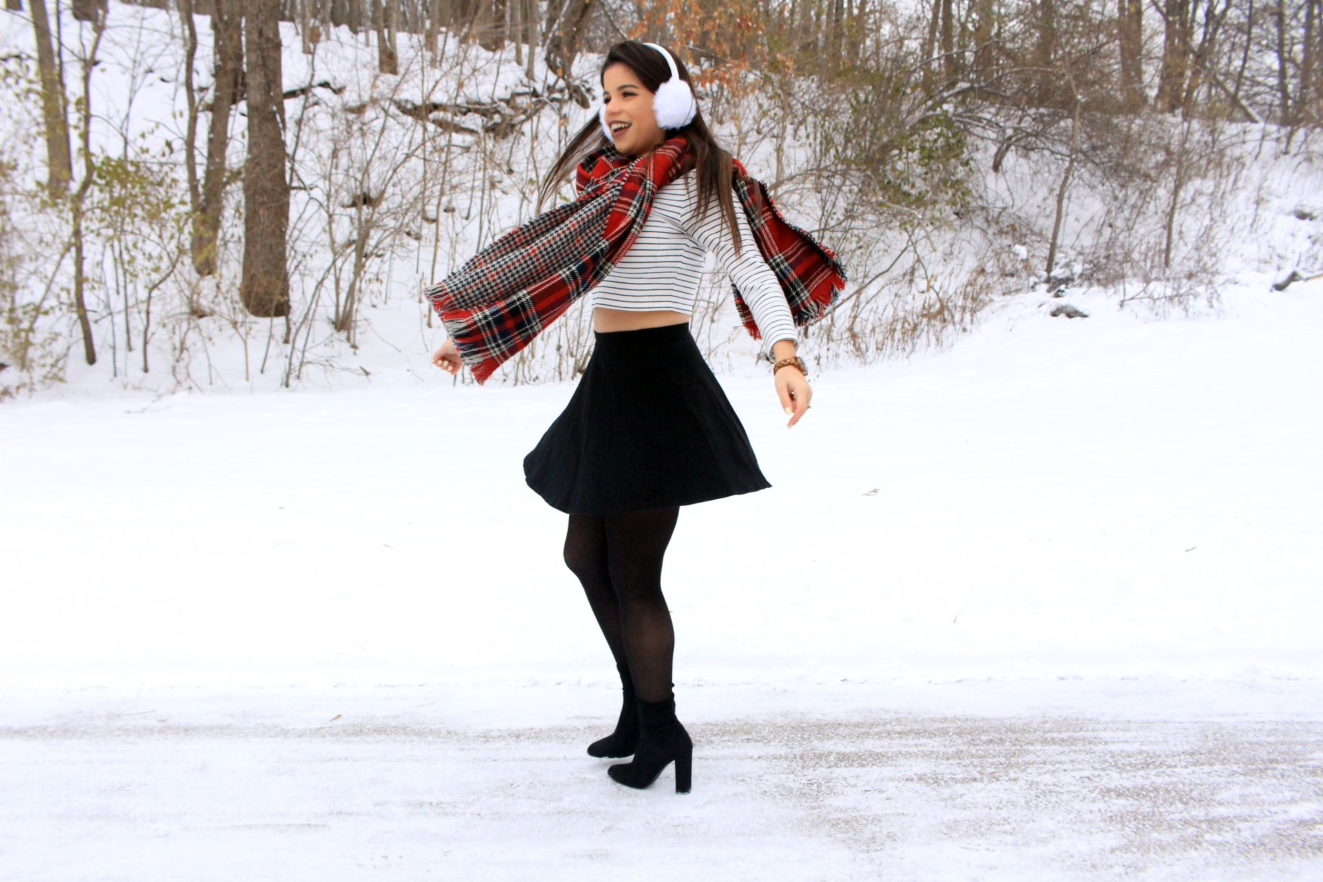 atuendos para invierno / Chicago fashion blogger