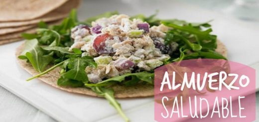 WRAP SALUDABLE DE ATUN