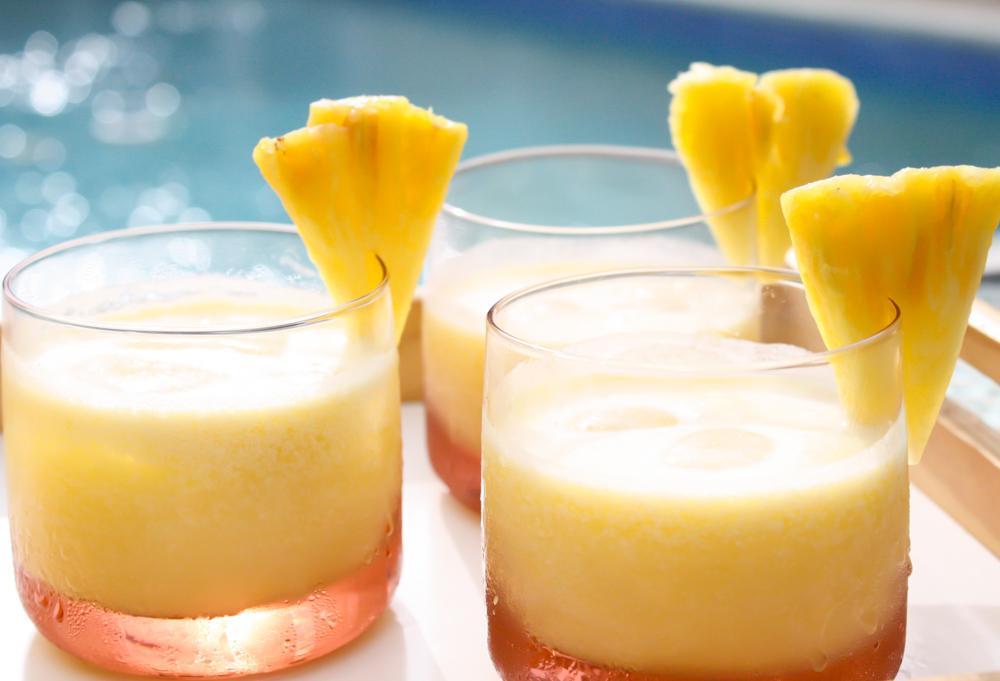 licuado de mango con piña sin hielo by aliciaborchardt