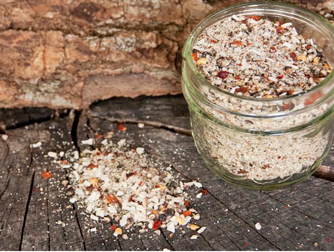como hacer especias  para condimentar carnes - especias casera carne asada by Alicia Borchardt