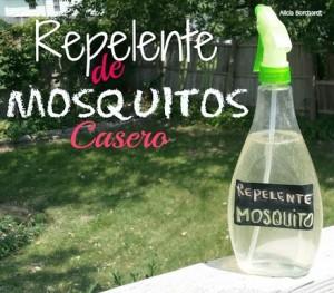 repelente de mosquitos casero y natural