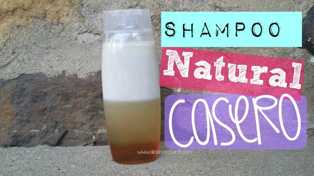 Como hacer shampoo organico casero - caída del cabello -  shampoo sin tóxicos by alicia Borchardt