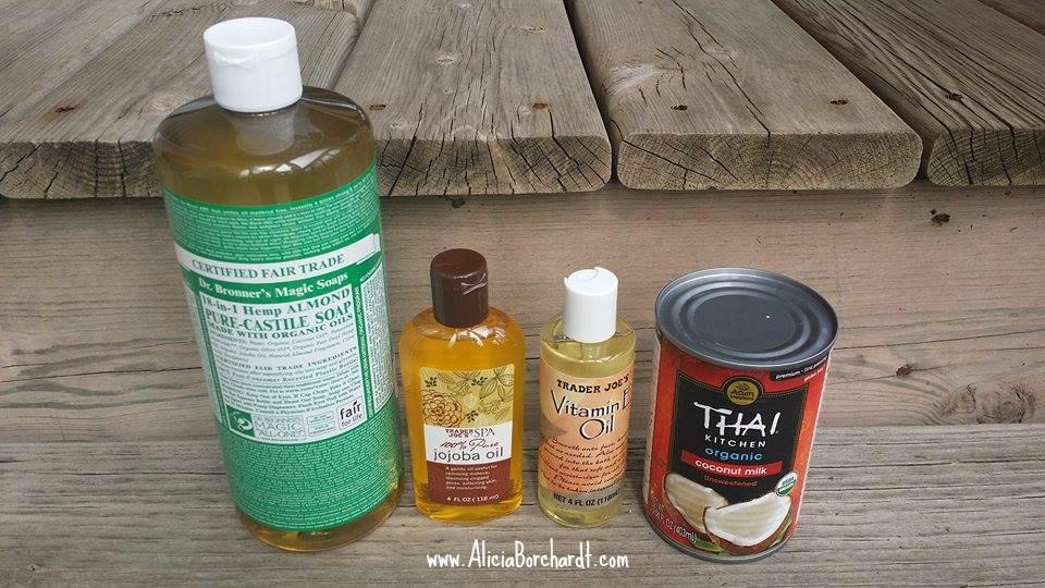 shampoo natural casero blog español