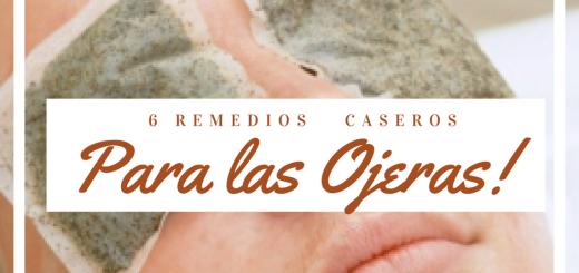 6 remedios caseros naturales para las ojeras by Alicia Borchardt