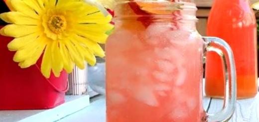 Limonada de Durazno casera y refrescante by aliciaborchardt