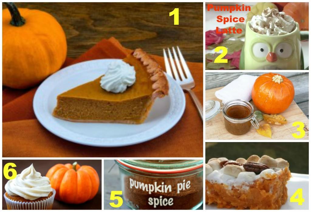 recetas para otoño