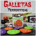 Galletas Terroríficas para Halloween