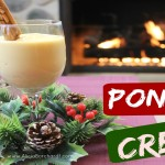Ponche Crema Venezolano sin huevo