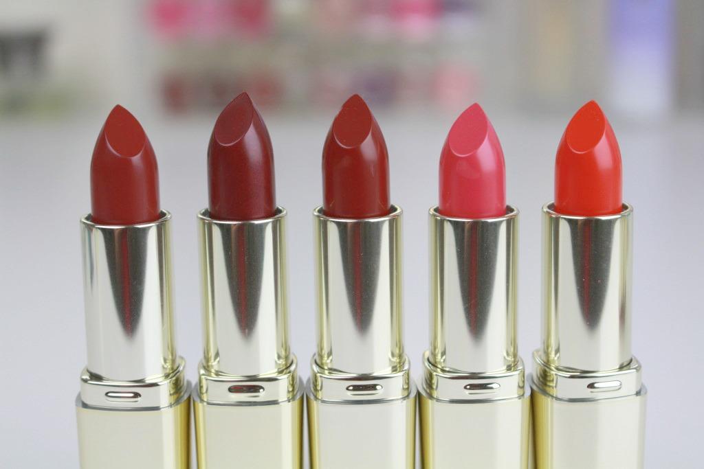 Labiales-Milani-Cosmetics reseña y swatches by Alicia Borchardt