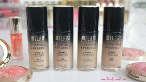 milani foundation conceal 2 in 1