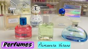 PERFUMES PRIMAVERA VERANO 2016