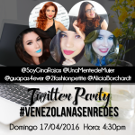 Twitter party del 17