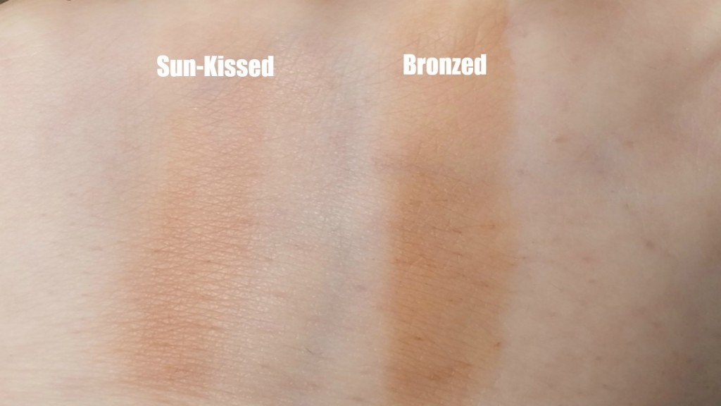 Urban-Decay-Beached-Bronzer-swatches español blog