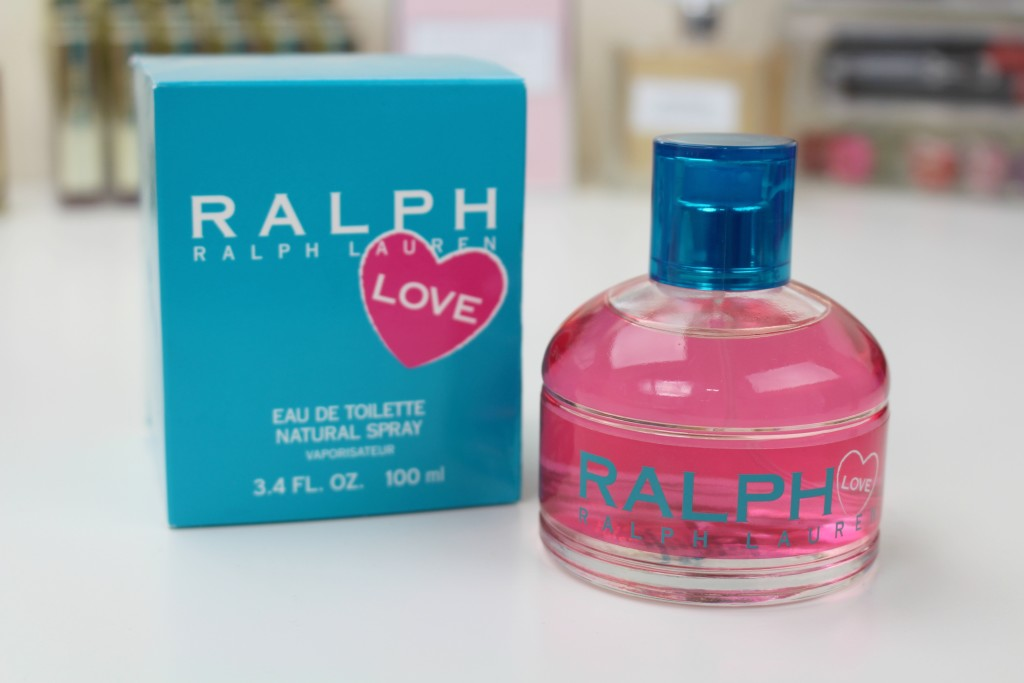 ralph lauren love perfume / review blog español perfume Ralph Lauren love