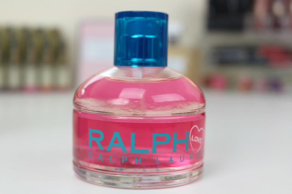 review ralph lauren love blog