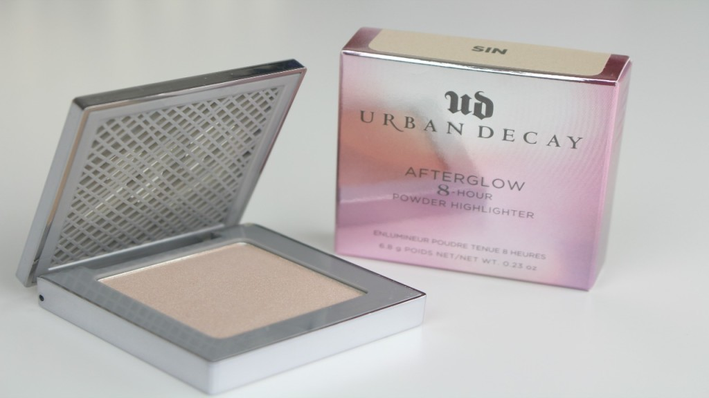urban decay after glow iluminador / reseña blog español