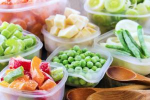 como congelar verduras en casa