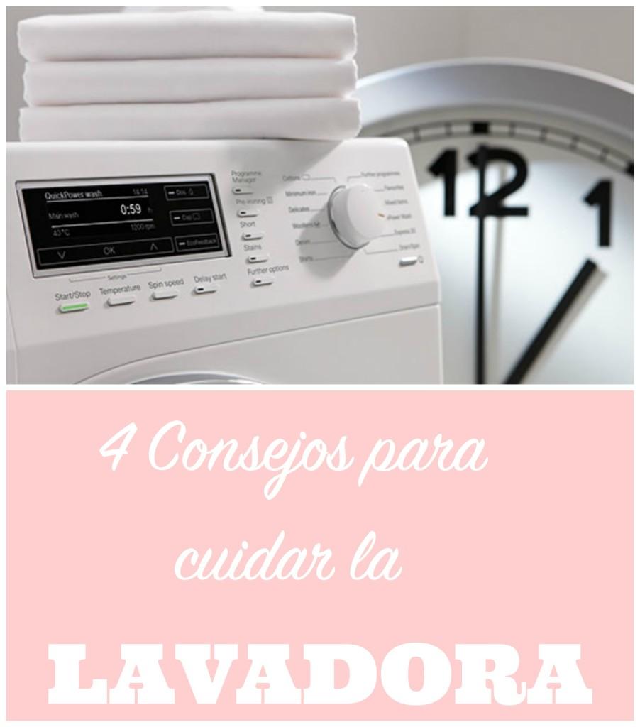 4 consejos para cuidar la lavadora by Alicia Borchardt