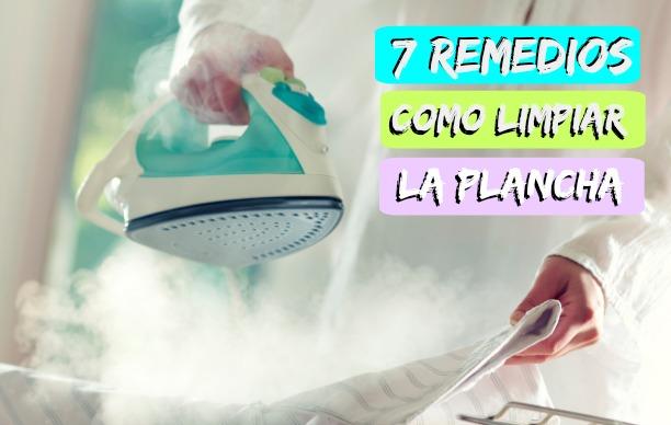 7 remedios como limpiar la plancha by Alicia Borchardt