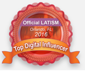 logo de top influencer latism