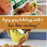 Cocina tu pavo sin estrés y rapido con Jennie-o Oven Ready!