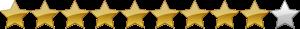 9 estrellas a Mac Pro longwear concealer