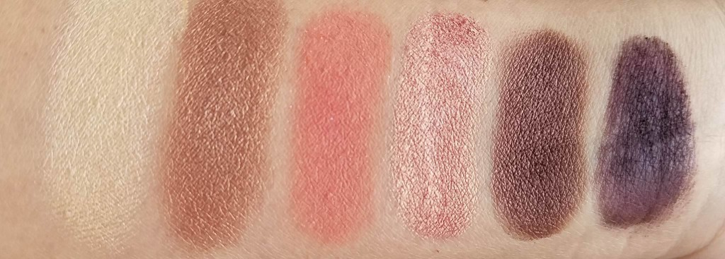 paleta too faced sweet peach reseña y swatches blog español