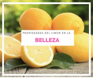 Propiedades y beneficios del limon en la belleza by Alicia Borchardt