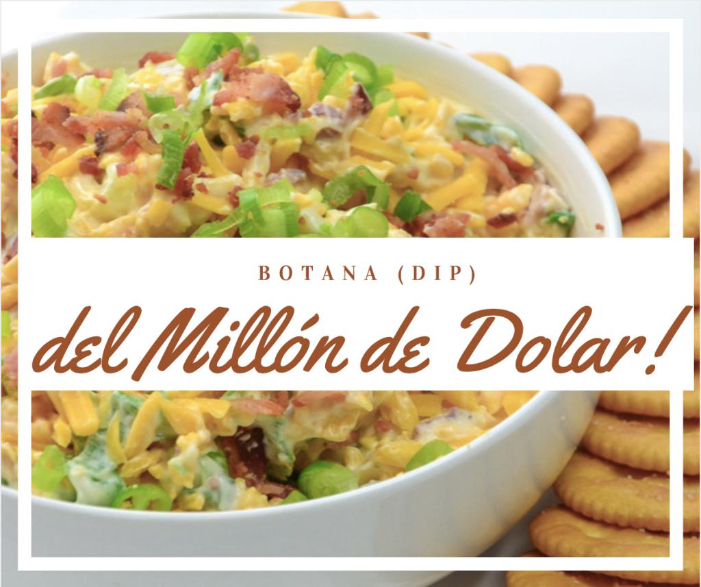 Botana dip del millón de dollar by AliciaBorchardt