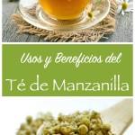 Usos y beneficios del Té de Manzanilla – 5 Remedios Caseros