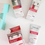 L'oreal Revitalift Bright Reveal Skin Care + Swatches