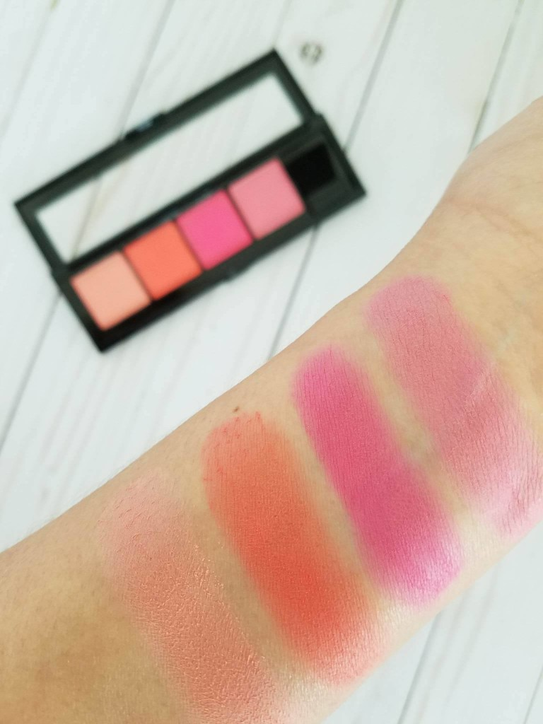 Infallible Paint Blush Palette by L'Oreal #6