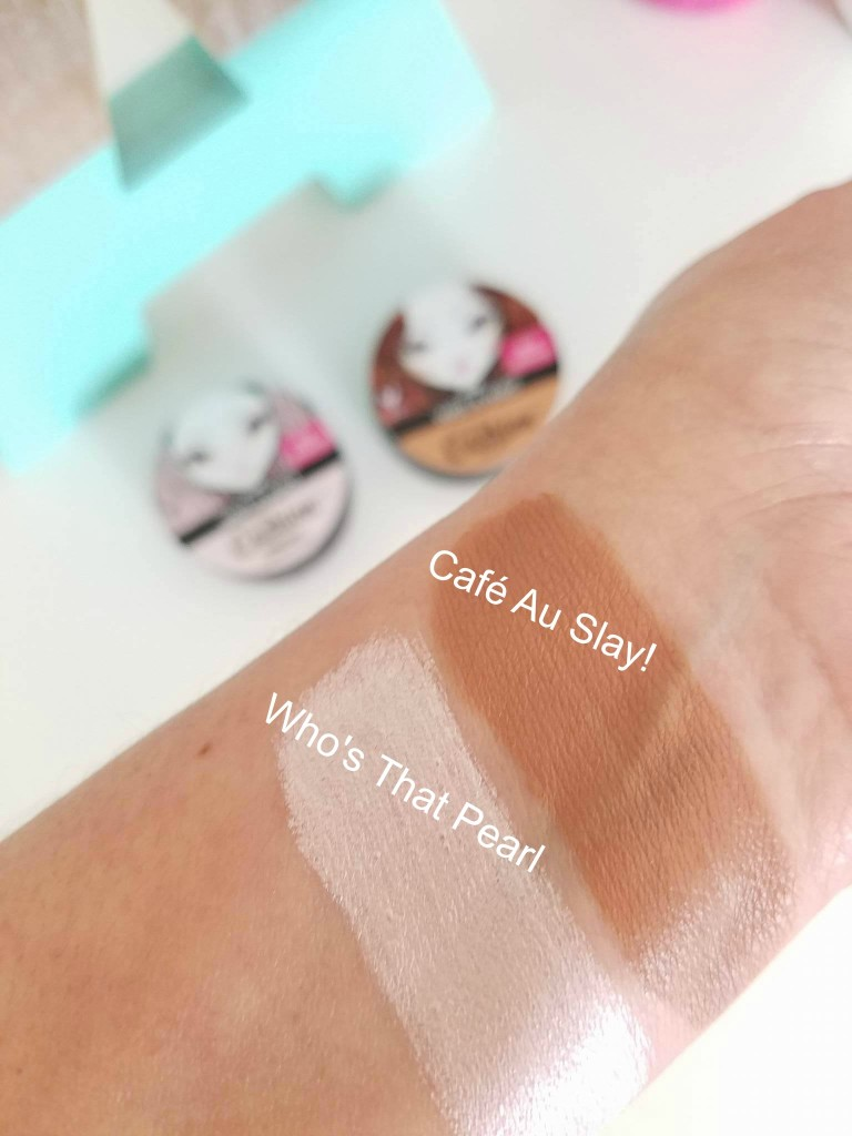 wet and wild cushion swatches spring 2017 by Alicia Borchardt