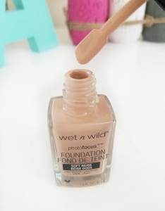 wet n wild photofocus foundation by alicia Borchardt