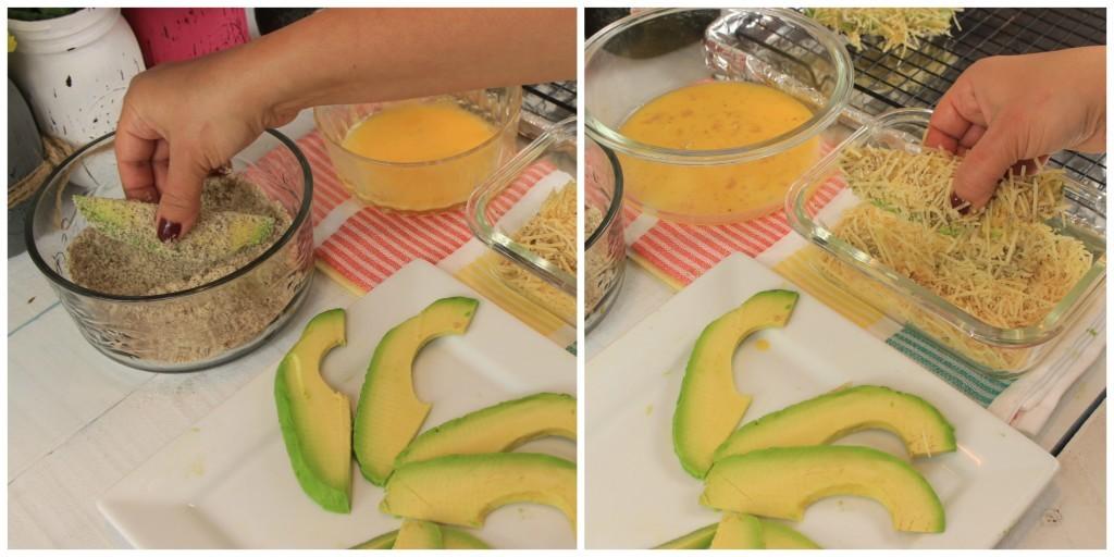 crispy - Baked - Avocado