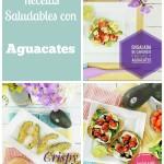 Recetas saludables y fáciles de preparar con Aguacates