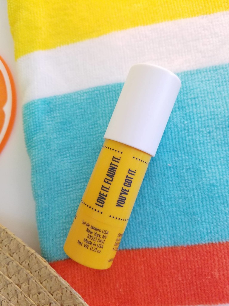 Sol de Janeiro Brazilian Kiss lip balm review blog