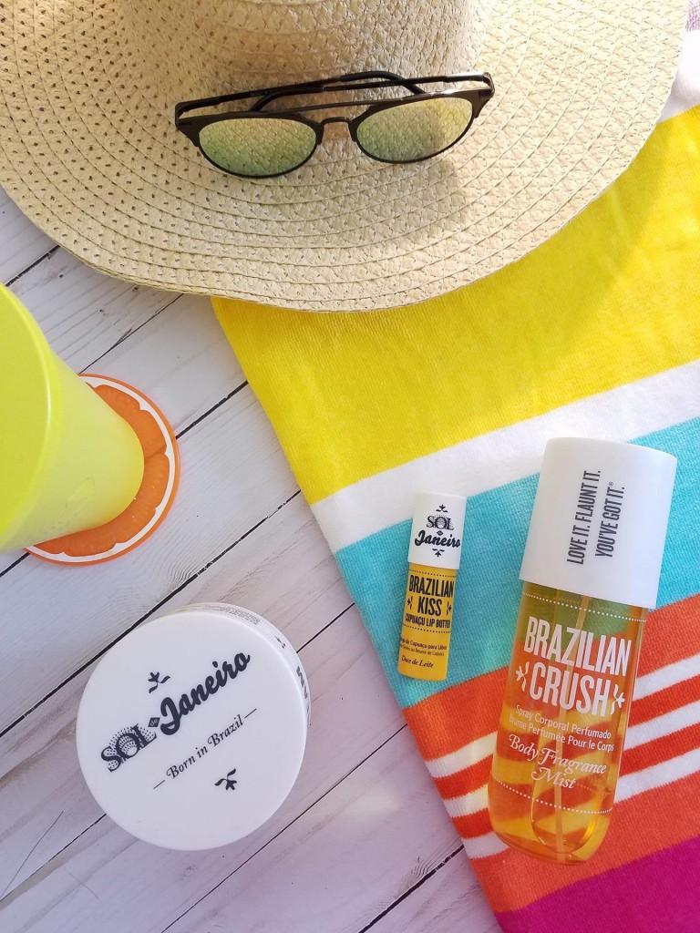 reseña de los productos sol de Janeiro blog español