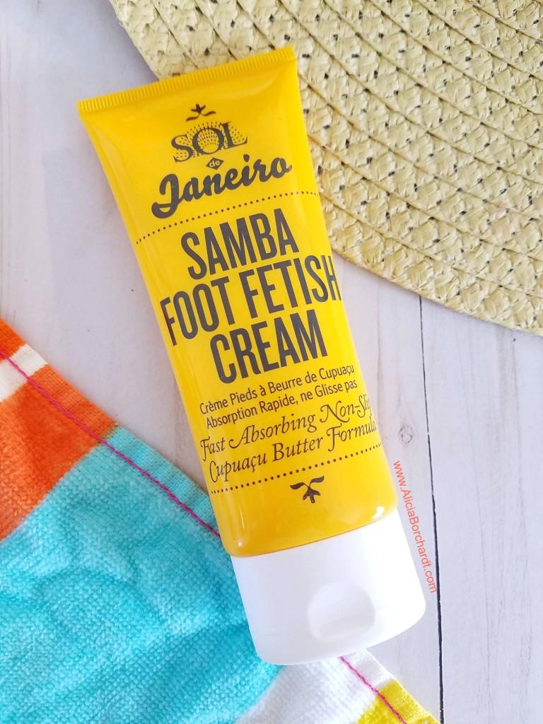 sol de janeiro samba foot fetish crema para los pies