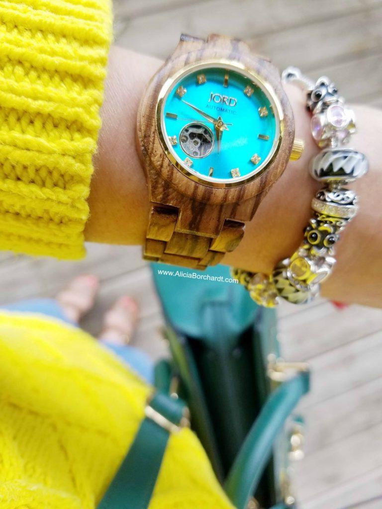 10 razones por las que AMO mi reloj de madera JORD by aliciaborchardt