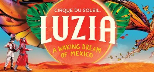Cirque du soleil LUZIA a walking dream of mexico by AliciaBorchardt